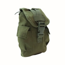 Molle CO2/Air Pouch Extended (Dark Green)