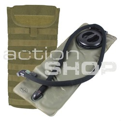 Mil-Tec MOLLE Water Pack 3,0L olive