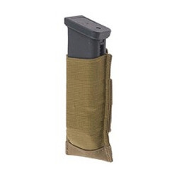 Speed Pouch for Single Pistol Magazine - Tan