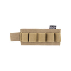 Sticker Shotgun Pouch - Tan