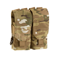5.56 2x Double Mag Pouch - Multicam