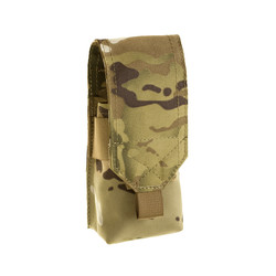5.56 1x Double Mag Pouch - Multicam