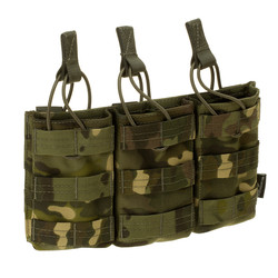 5.56 Triple Direct Action Mag Pouch - Multicam Tropic