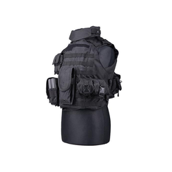 Tactical Vest IBA type - black