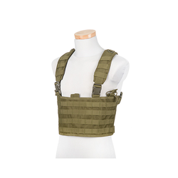 GFC Chest rig typu Scout, oliva