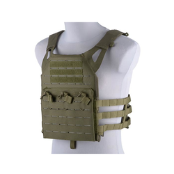 JPC Laser Cut type Plate Carrier, olive