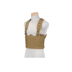 GFC Chest rig typu Scout, tan