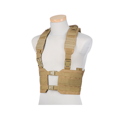 "GFC chest rig typu ""Split"", tan"