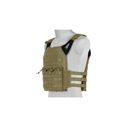 "Nosič plátů ""Rush Plate Carrier"", tan"