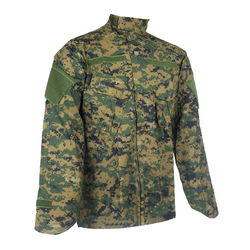 PBS Combat Jacket (Digital Woodland)