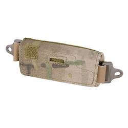 Pouch with counterweight for FAST helmets with NVG, MC