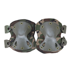 Set of Future knee protection pads, US Woodland
