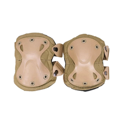 Set of Future knee protection pads, Coyote