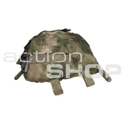 MFH Helmet Cover with Pocket, HDT FG