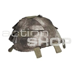 MFH Helmet Cover with Pocket, HDT