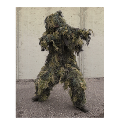 "Ghillie Suit ""anti-fire"" 4pc (woodland)"