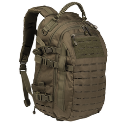Mil-tec Mission pack Laser Cut, large, OD