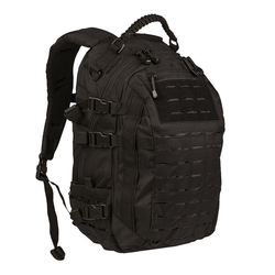 Mil-tec Mission pack Laser Cut, large, black