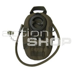 Mil-Tec Hydration Bag 1,5L, MOLLE, olive