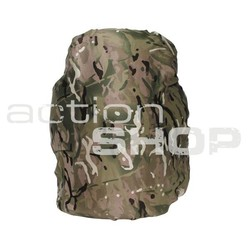 UK MTP backpack cover, multicam, used