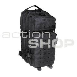 "MFH Backpack Assault I ""Laser"", 30L, black"
