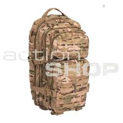 Mil-Tec Batoh US Assault Laser Cut, 20L (multicam)