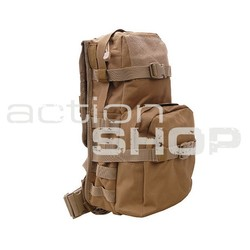 GFC MOLLE Backpack for hydration bladder - Tan