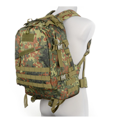 GFC batoh 3day assault pack, flecktarn