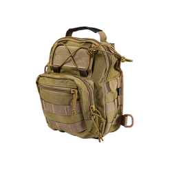 Shoulder Bag type EDC, tan