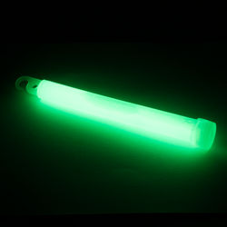 "PBS Glow Stick 6""/15cm, green"