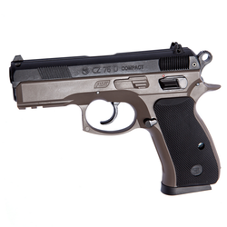Airsoftpistol, spring, CZ 75D Compact, DT-FDE