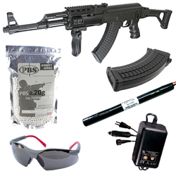 Spartac AK-47 tactical RIS (SRT-14) Starter Pack 2