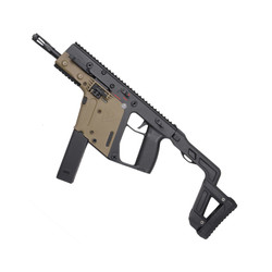 Kriss Vector - Black/Tan