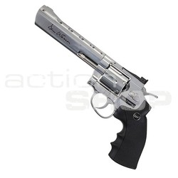"ASG Dan Wesson 6"" CO2 Stainless, CO2, GNB"