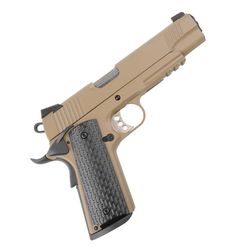 ARMY M1911 Kimber Warrior GBB (R28), Tan