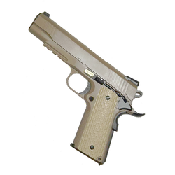 Kimber Desert Warrior 5.1 , celokov, blowback