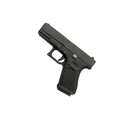 R19 Gen5 - metal slide, blowback - black