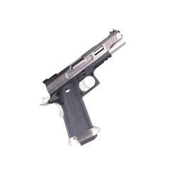 WE Hi-Capa 5.1 WET T REX Silver