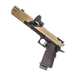 Raven Hi Capa Dragon 7 + BDS - Tan