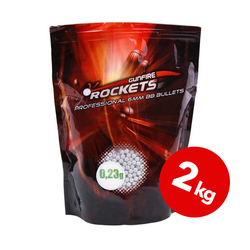 BB Rockets Professional 0,23g 8700ks (2kg)