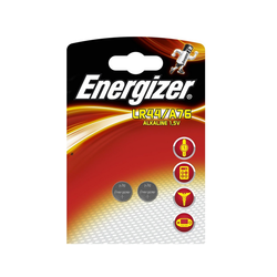 Energizer Battery A76 /LR44 1,5V (2pcs)