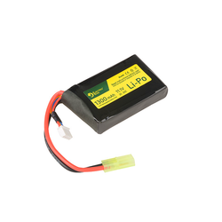 ER Battery LiPo 11,1V 1300mAh 20/40C for AN/PEQ-16