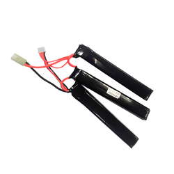 LiPo Battery 11,1V 2000mAh, 15/25C 3-piece
