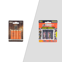 Xtreme Power LR6/AA 1,5V Alkaline Battery 4 pack