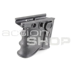 M16 Quick Release Front Grip Mag Adapter Kit BK