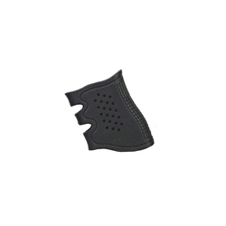 Antiskid Rubber Grip for Glock, black