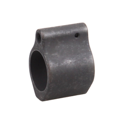 Steel 0.75 Inch Micro Barrel Gas Block