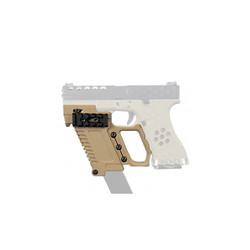 Wosport GB-37 Loading Device for G17 / G18 / G19 - TAN