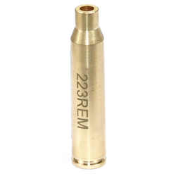 223 Rem Cartridge Red Laser Bore Sight