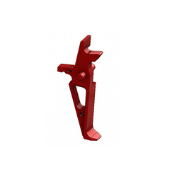 CNC Trigger AR-15 type B, red